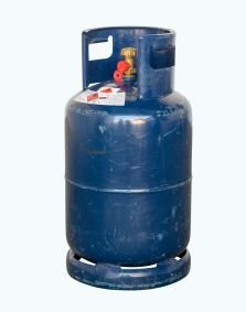 Marco gas 8kg gasfles staal