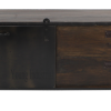 TV-dressoir - ijzer/mangohout - antique finish HSM Collection_