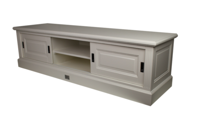 TV-lounge dressoir - wit